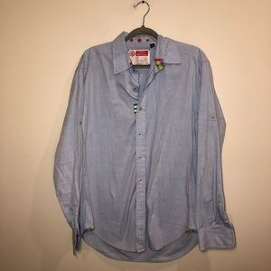 Robert Graham The Freshly Laundered Shirt L